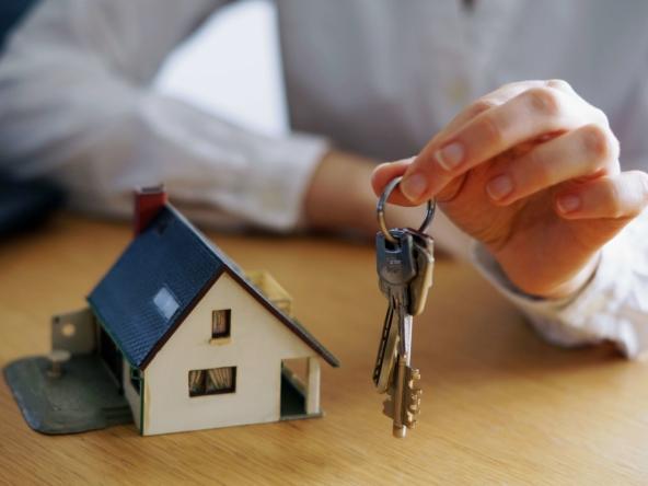 5. Consegna chiavi